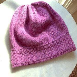 Accessories - Hand knit beanie